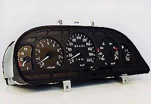 ... ГАЗ - 3110 в панель Опель Вектра А