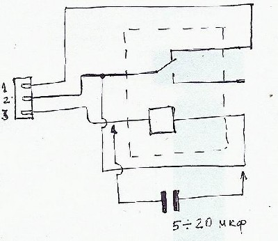 Схема электрооборудования зил-5301 бычок складная.