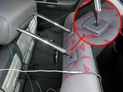Снять сигнализацию с машины своими руками